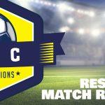 Match Report – Saturday 3rd October