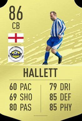 Jason Hallett